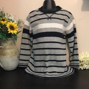 Crazy 8 Striped Sweater